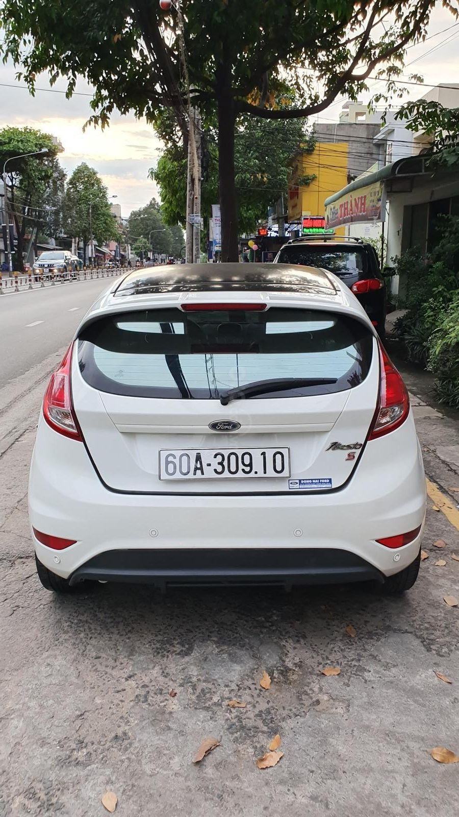 Ford Fiesta S 1.5 AT sx 2016 xe đẹp (5)