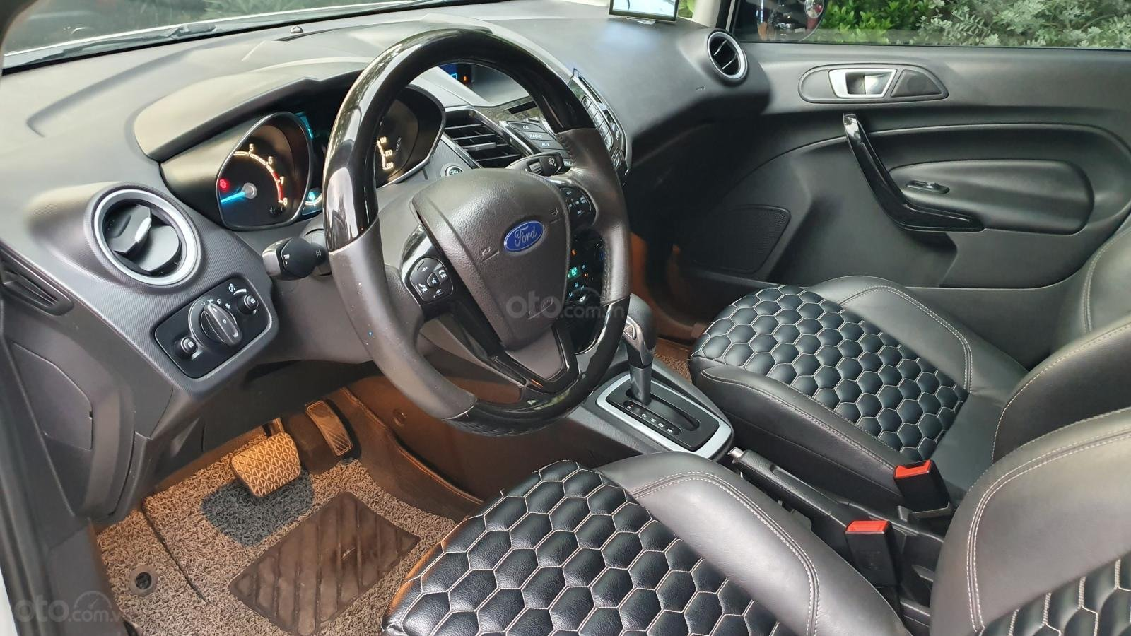Ford Fiesta S 1.5 AT sx 2016 xe đẹp (7)