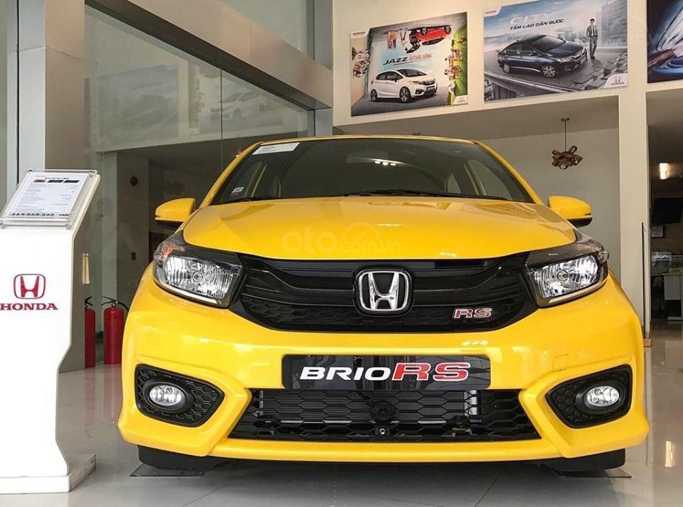 Honda Brio 1.2RS - Honda ô tô Nha Trang (1)