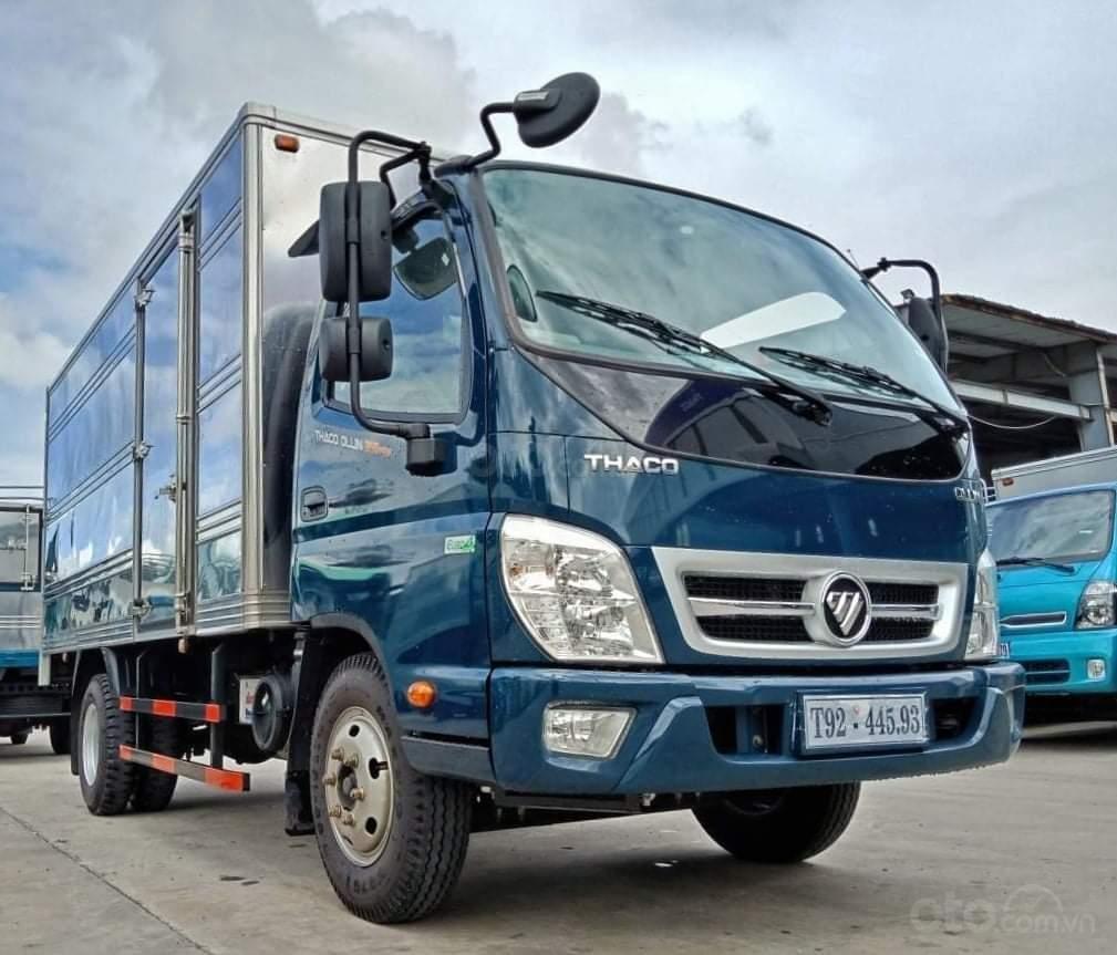 [Thaco Bình Dương] Xe Thaco Ollin 350 tải trọng 3,49 tấn, hỗ trợ trả góp, xe có sẵn tại Bình Dương. (3)