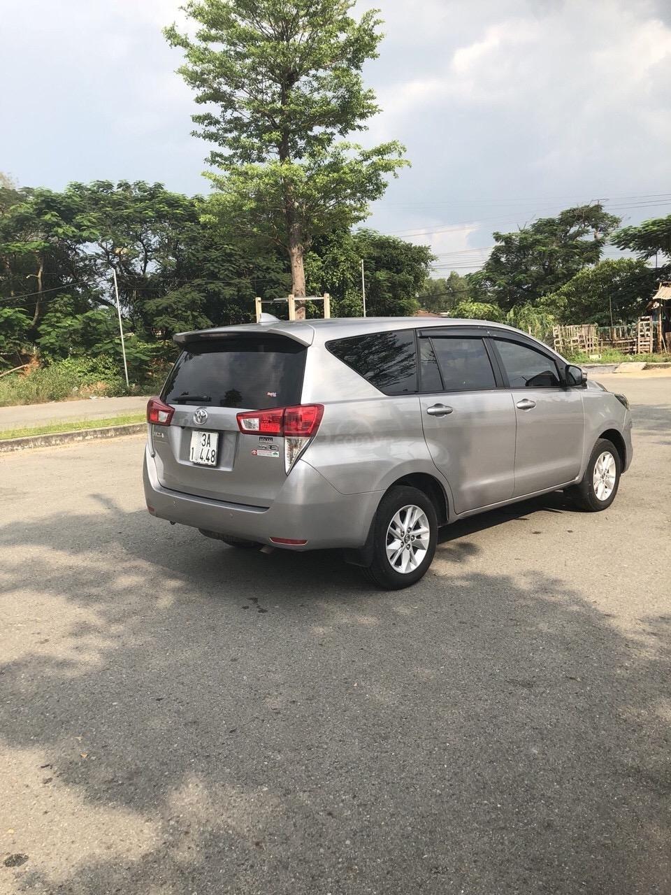 Bán Toyota Innova 2.0E năm 2017, xe trang bị đầy đủ bán lại giá 660 triệu (3)