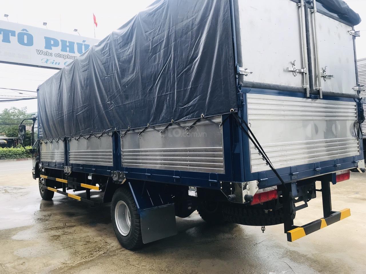 Xe tải FAW 7.3 tấn ga cơ, động cơ Hyundai thùng dài 6.2m, hỗ trợ trả góp 80% (4)
