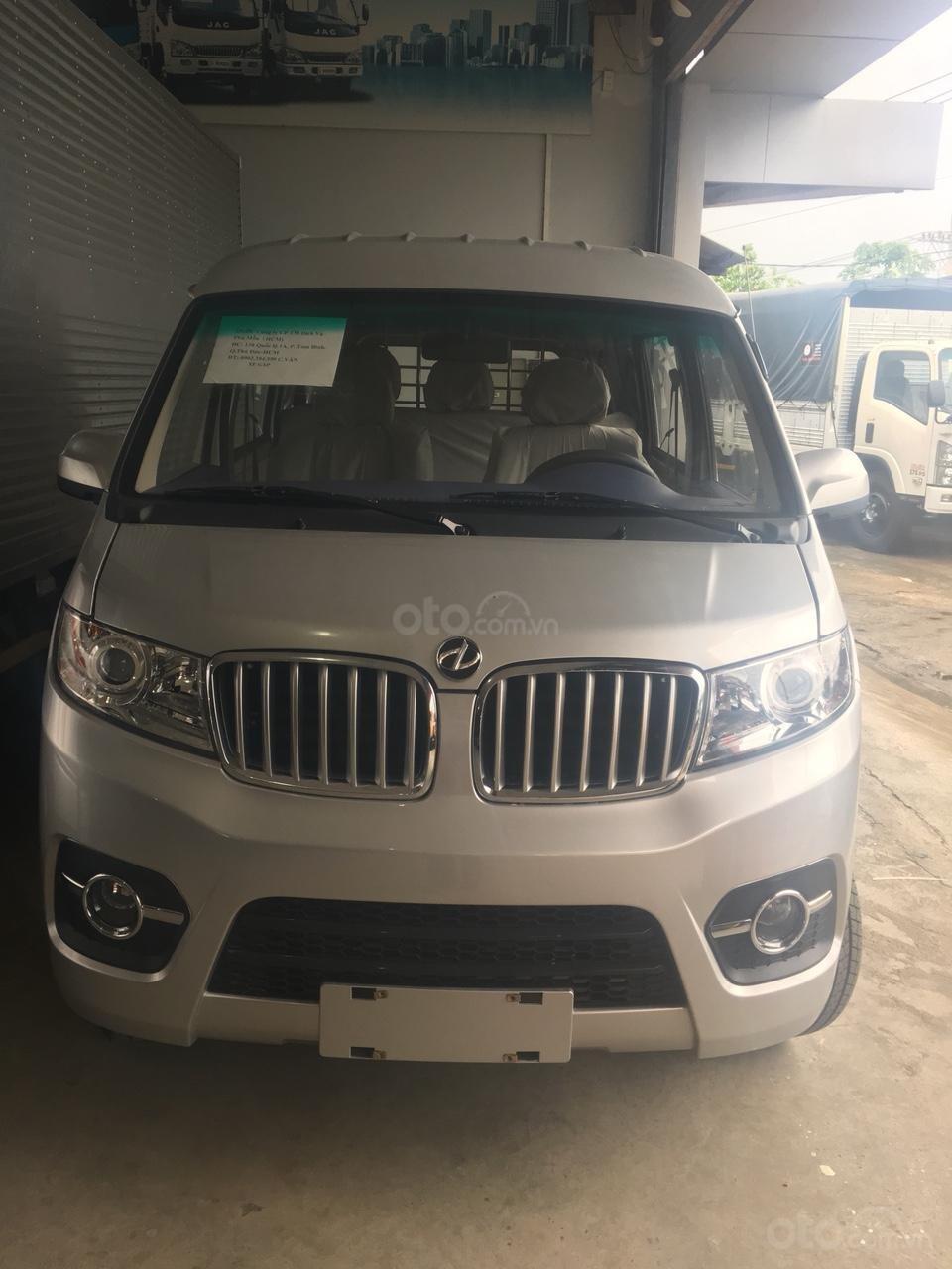 Xe bán tải Dongben X30 490kg chạy TP 24/24 (2)
