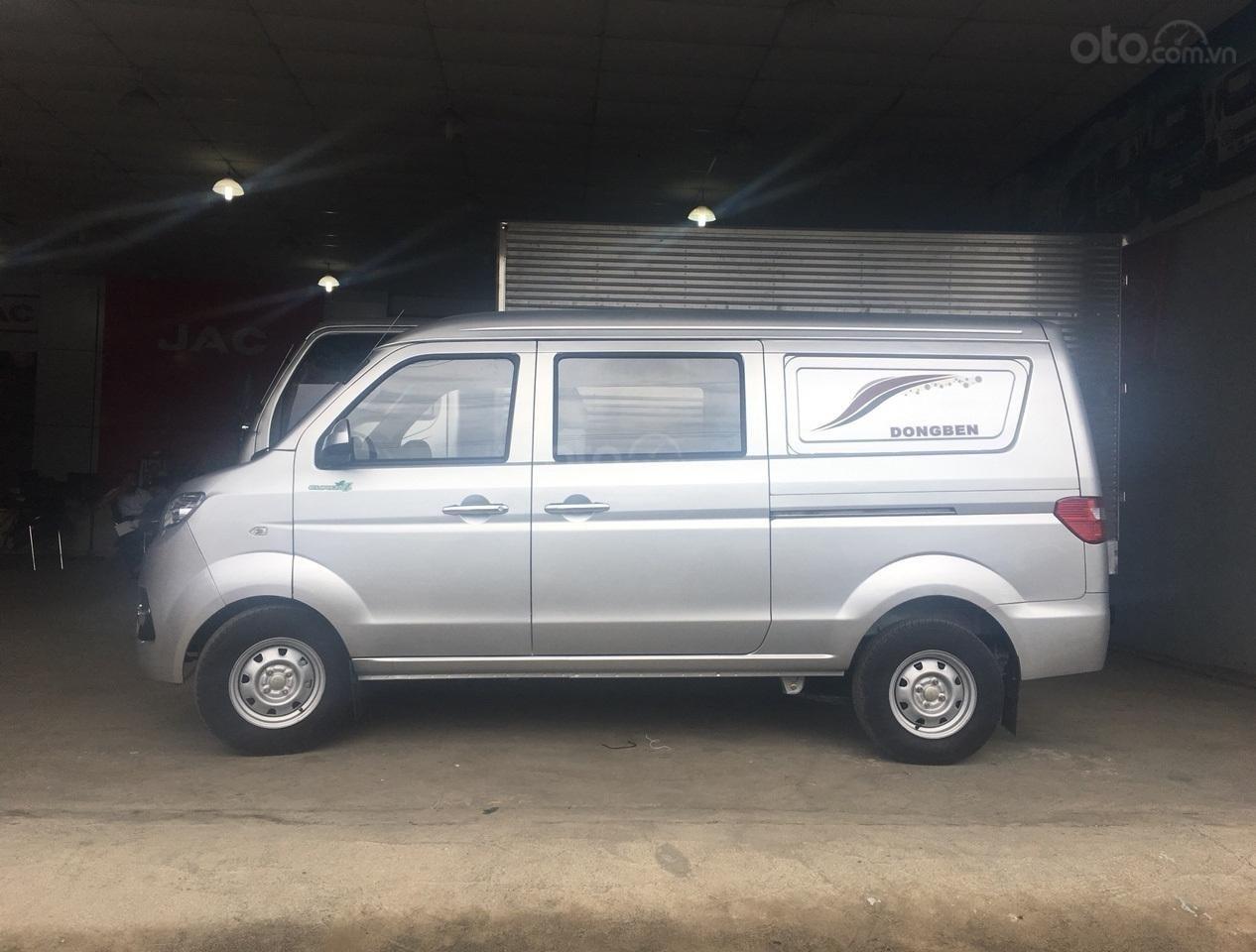 Xe bán tải Dongben X30 490kg chạy TP 24/24 (3)