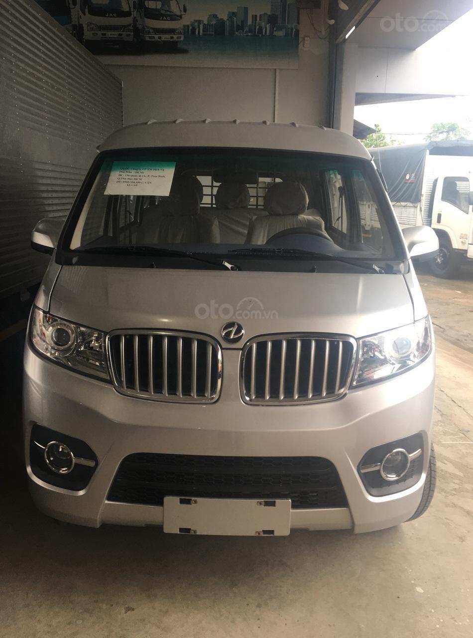 Xe bán tải Dongben X30 490kg chạy TP 24/24 (1)
