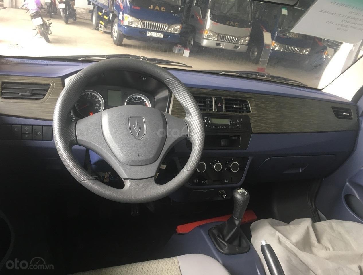 Xe bán tải Dongben X30 490kg chạy TP 24/24 (5)