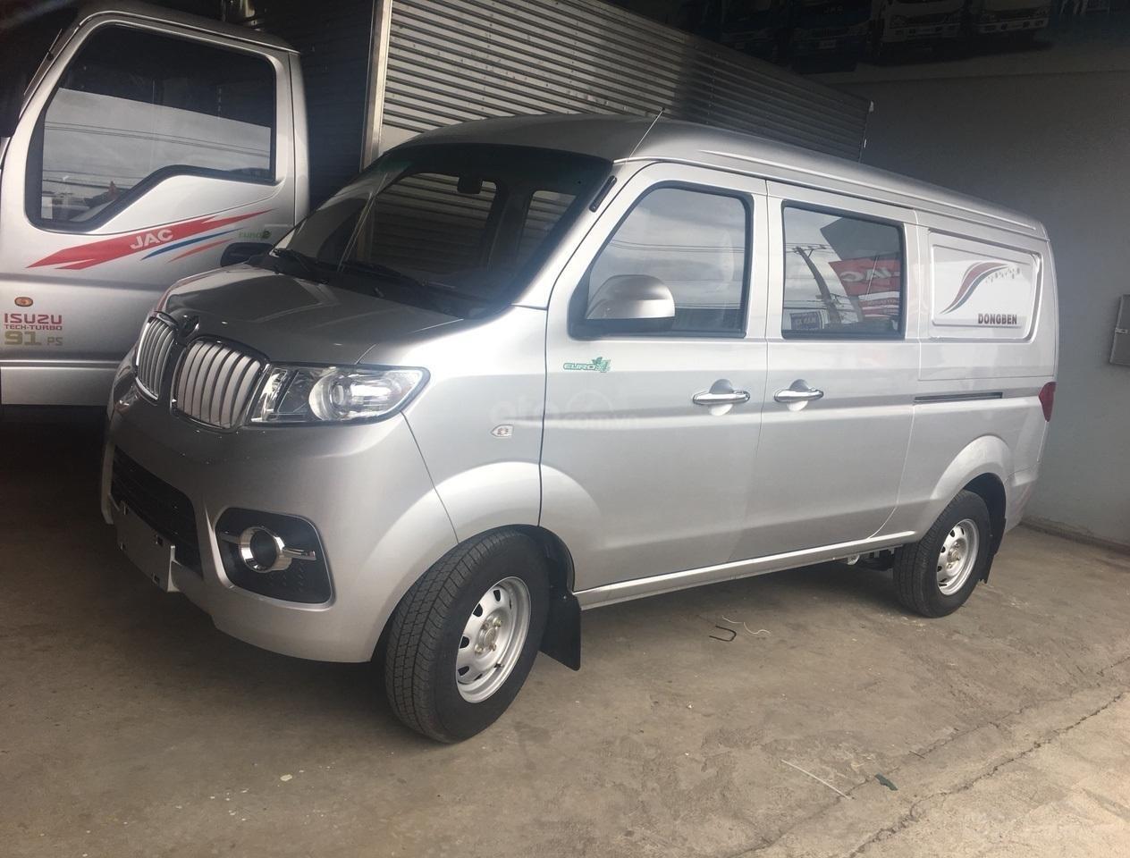 Xe bán tải Dongben X30 490kg chạy TP 24/24 (4)