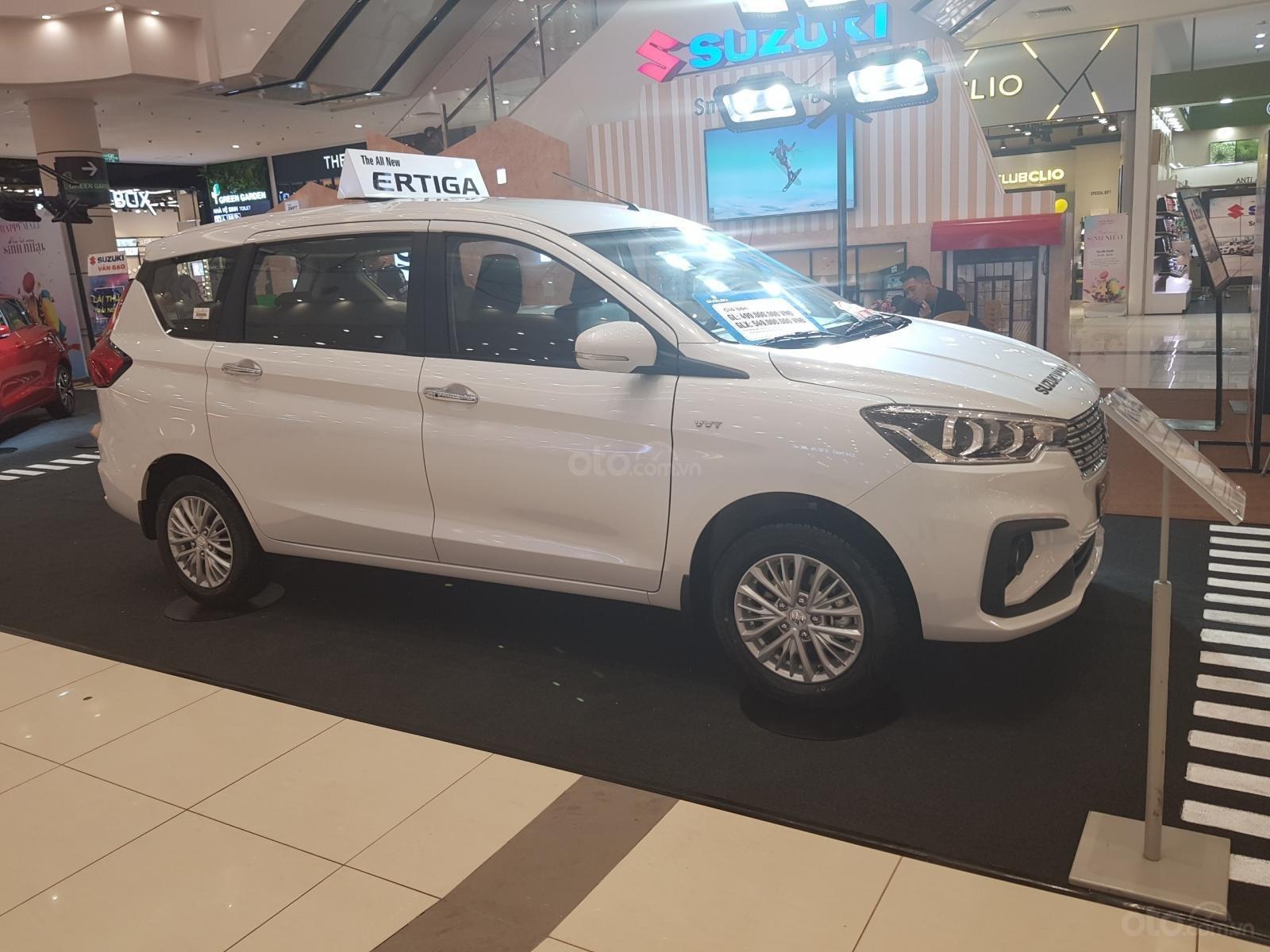 Suzuki Ertiga 2020 xe gia đình 7 chỗ giá rẻ - Nhập khẩu Indonesia - Gọi ngay: 0989 888 507 (2)