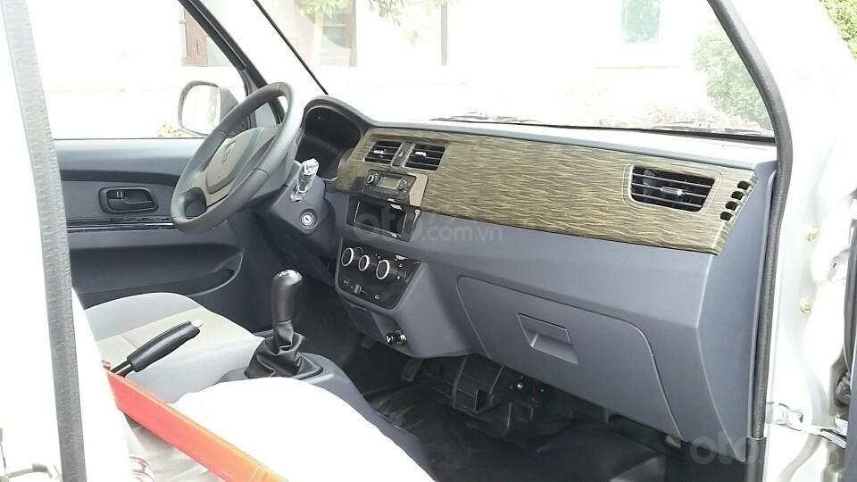 Xe bán tải Dongben x30 2 chỗ 695kg, mới 100%, đời 2019 (4)