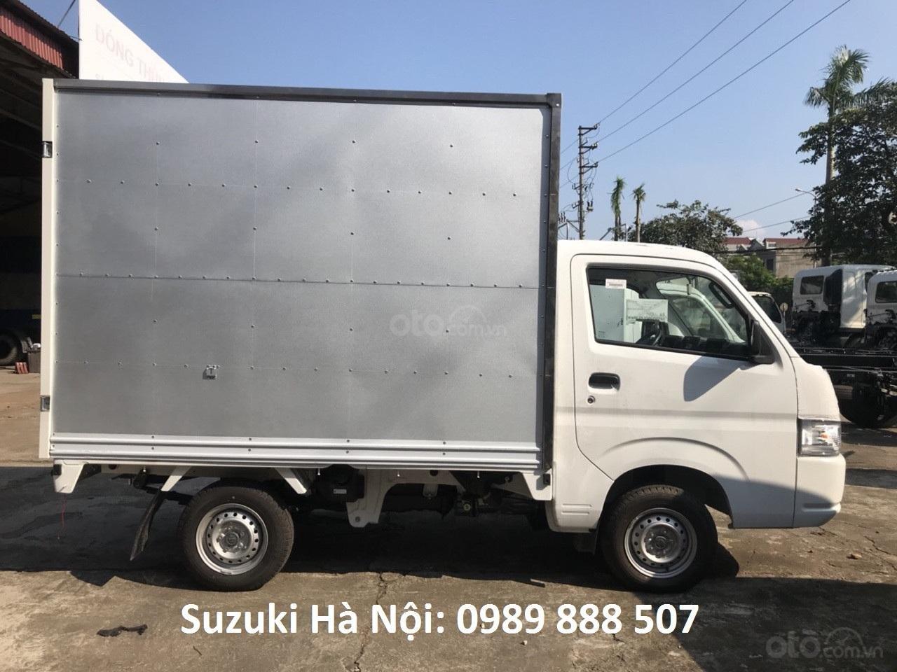 Xe tải Suzuki 750kg 2019 giá rẻ chỉ 299tr. Gọi ngay: 0989 888 507 (3)
