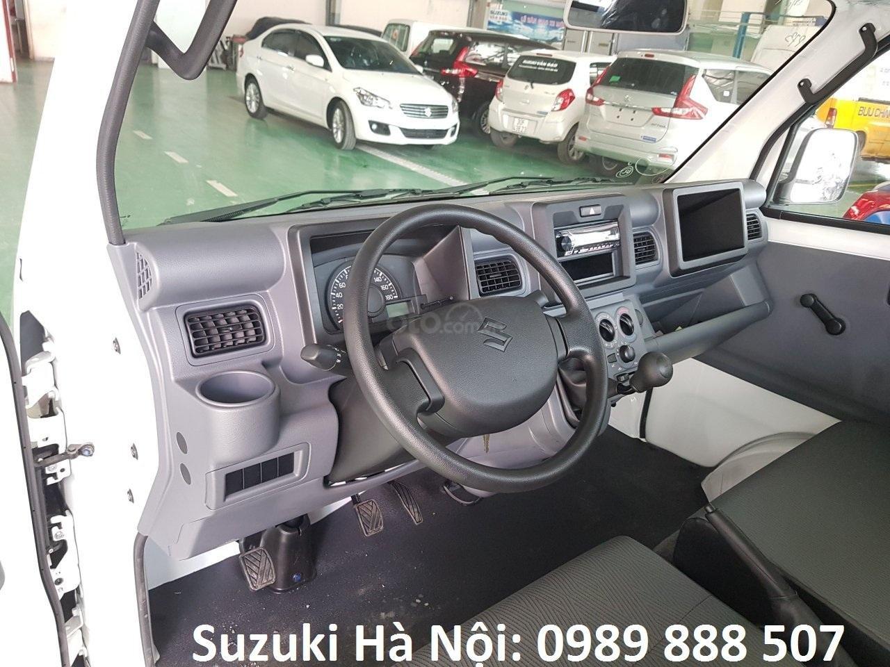Xe tải Suzuki 750kg 2019 giá rẻ chỉ 299tr. Gọi ngay: 0989 888 507 (4)
