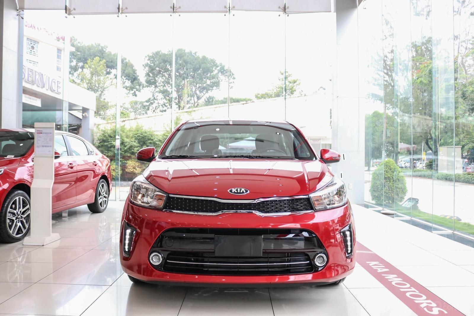 New Kia Soluto 2019 giảm giá 10 triệu tiền mặt, có hỗ trợ vay ngân hàng đến 80%, hotline: 0522986497 (1)