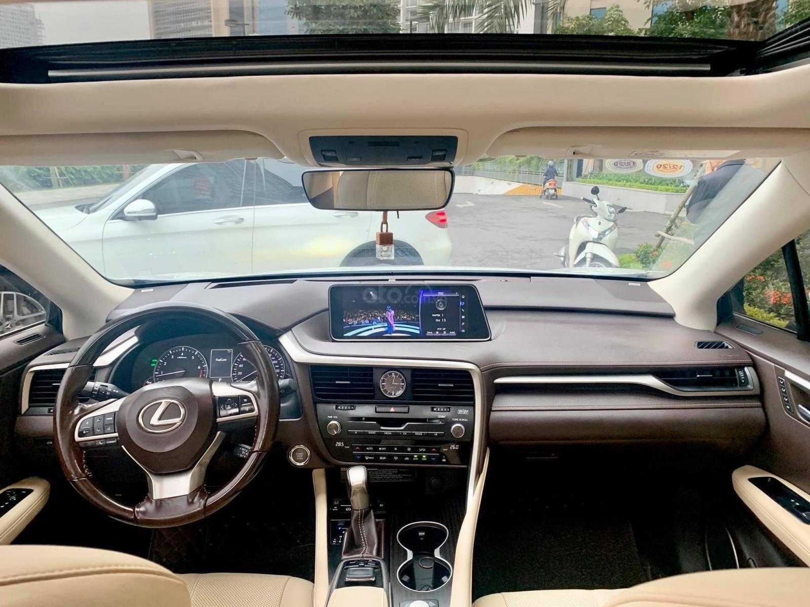 Bán Lexus RX350 sx 2016, nhập khẩu, liên hệ 0387707777 (7)