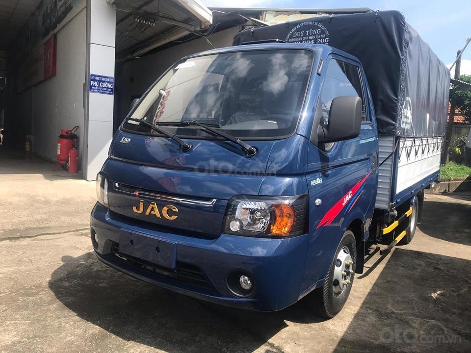 Bán xe tải JAC X5 1T49 thùng bạt (1)