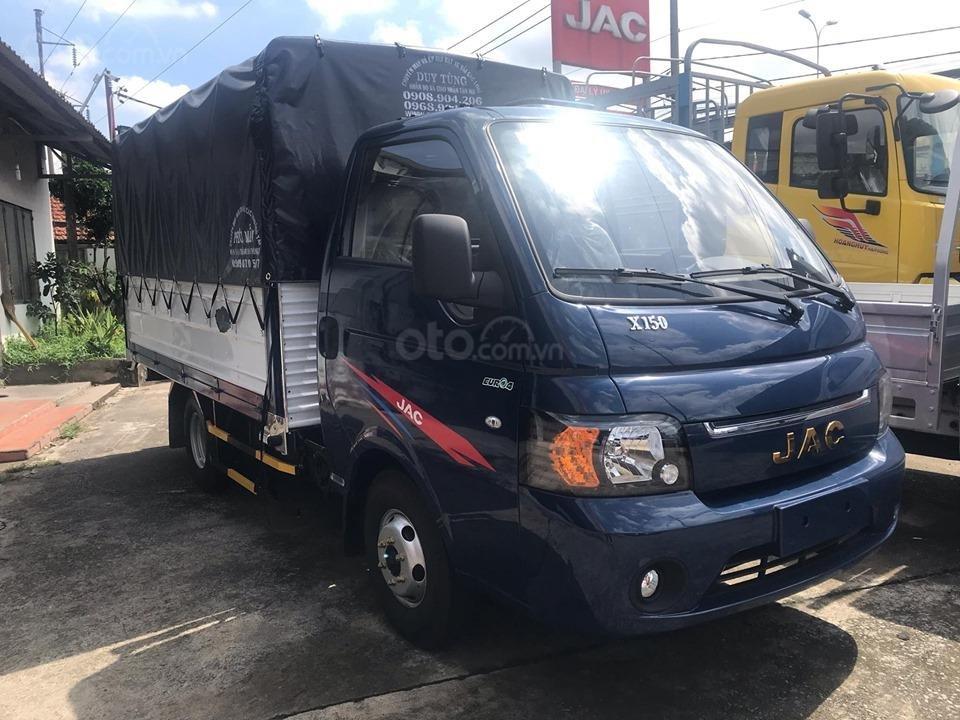 Bán xe tải JAC X5 1T49 thùng bạt (2)