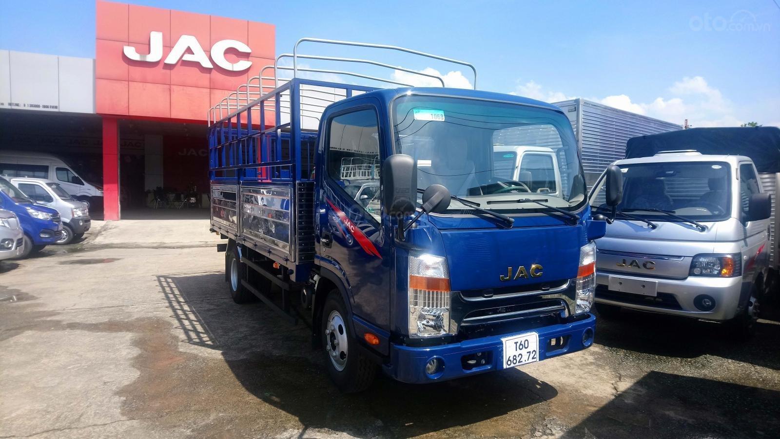 Xe JAC N200 1T99 máy Isuzu xịn giá tốt (1)