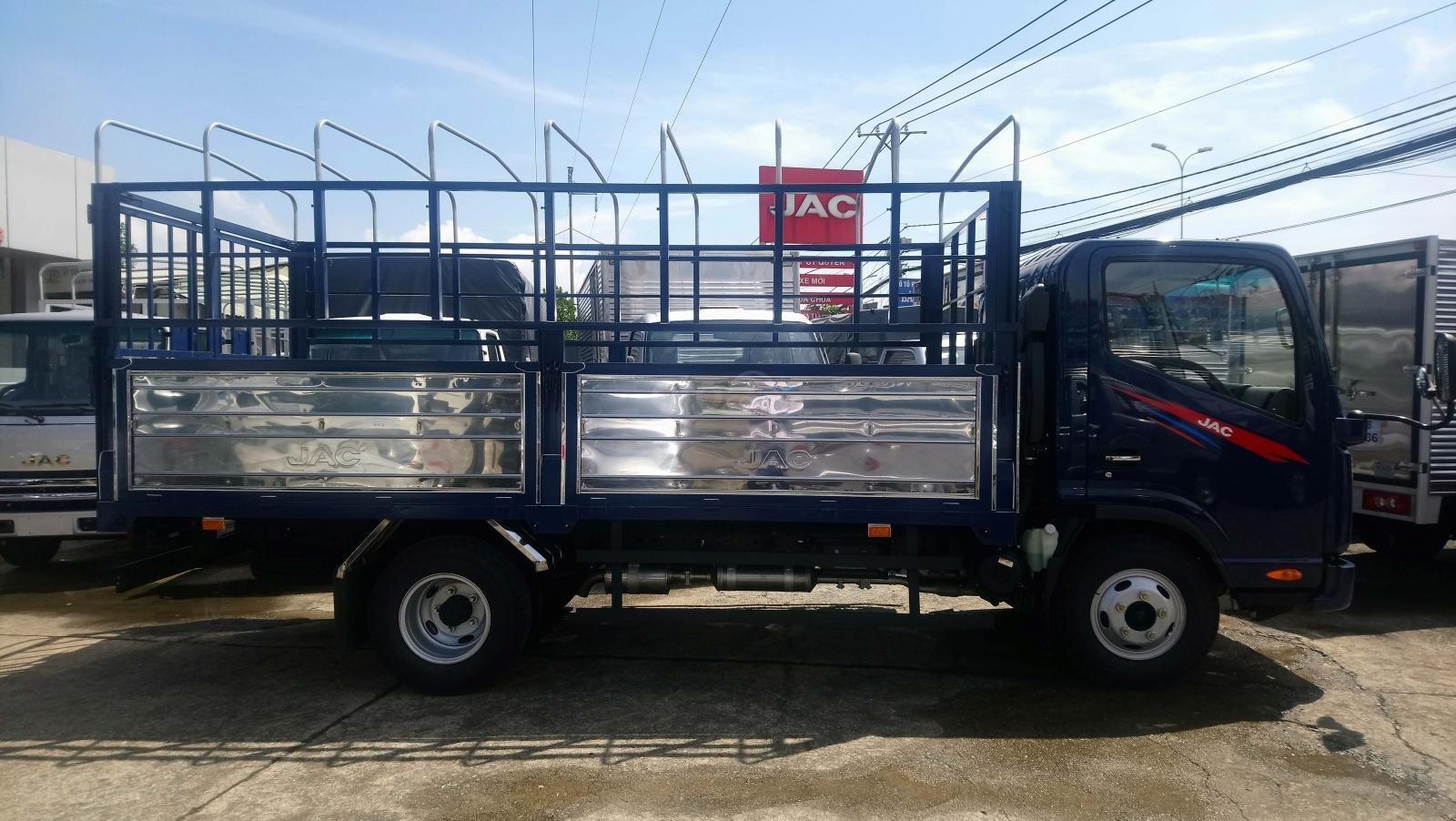 Xe JAC N200 1T99 máy Isuzu xịn giá tốt (2)