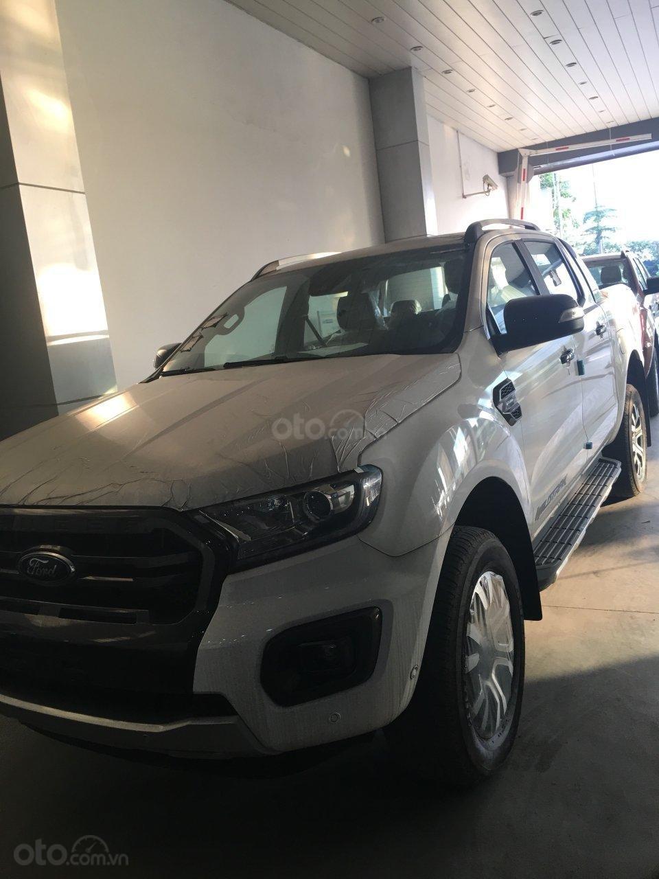 Ford Ranger WT Biturbo 2019 đủ màu giao luôn, khuyến mại lên đến 70 triệu liên hệ em Thanh: 0988011590 (2)