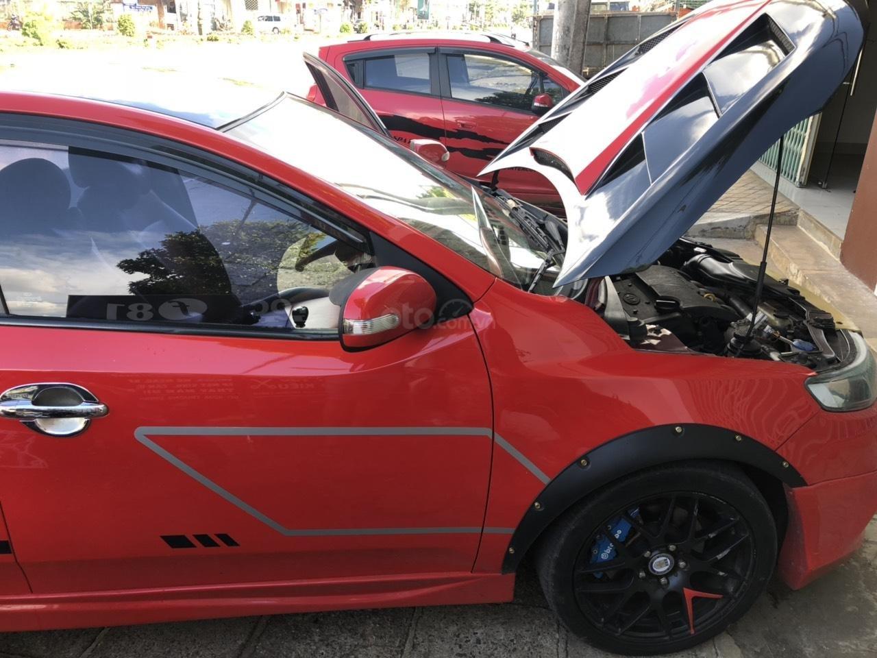 Cần bán Kia Forte sx 2010, xe full đồ chơi tầm 80tr, xe mình đi nên giữ gìn kĩ, xem xe thích ngay, LH: 0988644446 (5)