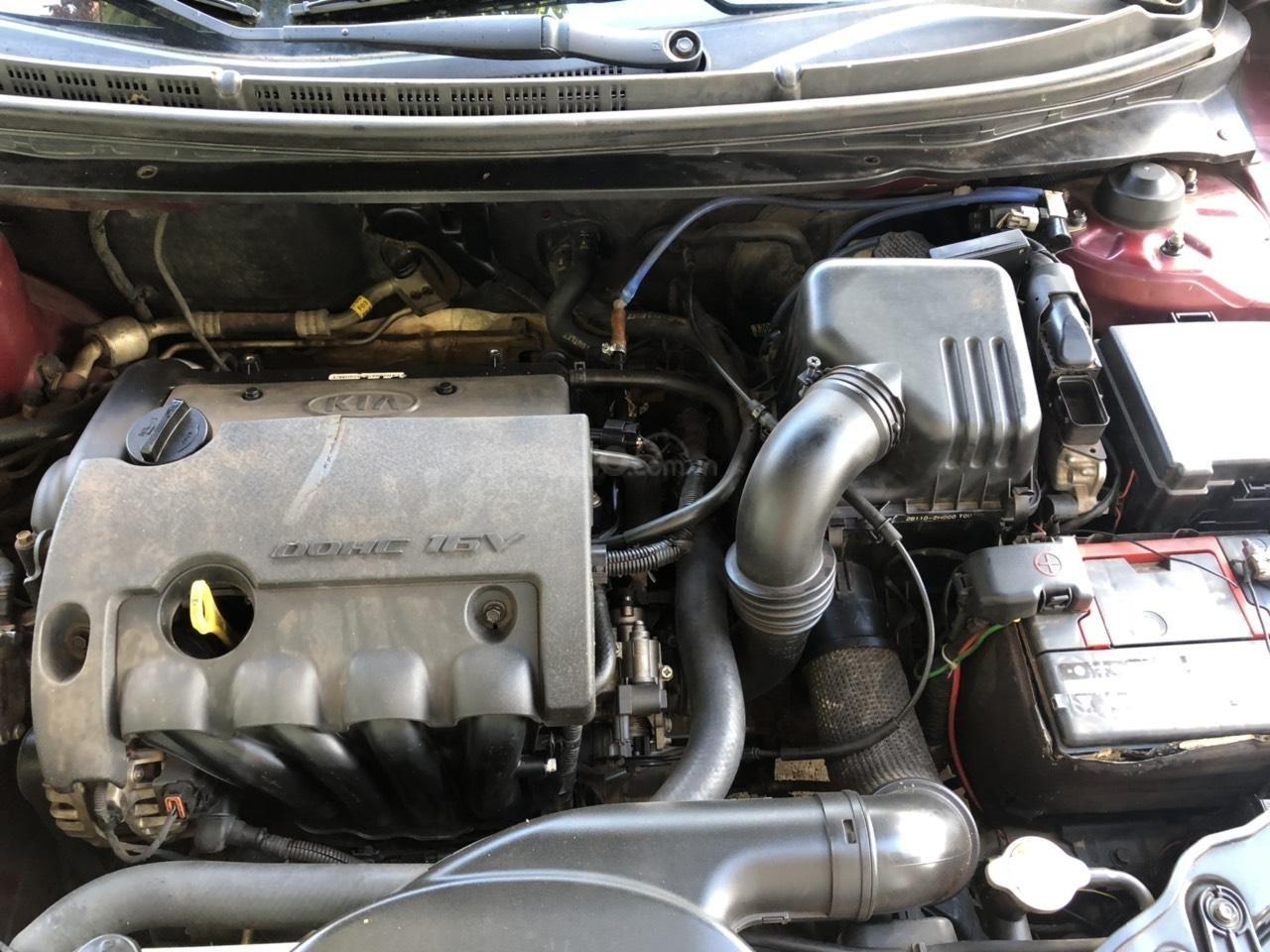 Cần bán Kia Forte sx 2010, xe full đồ chơi tầm 80tr, xe mình đi nên giữ gìn kĩ, xem xe thích ngay, LH: 0988644446 (8)