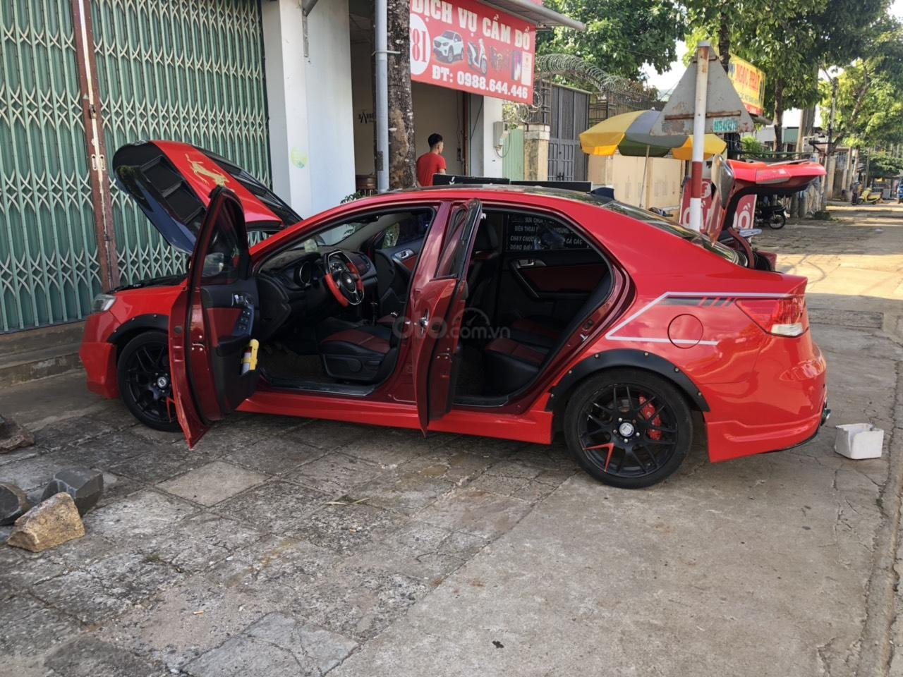 Cần bán Kia Forte sx 2010, xe full đồ chơi tầm 80tr, xe mình đi nên giữ gìn kĩ, xem xe thích ngay, LH: 0988644446 (11)
