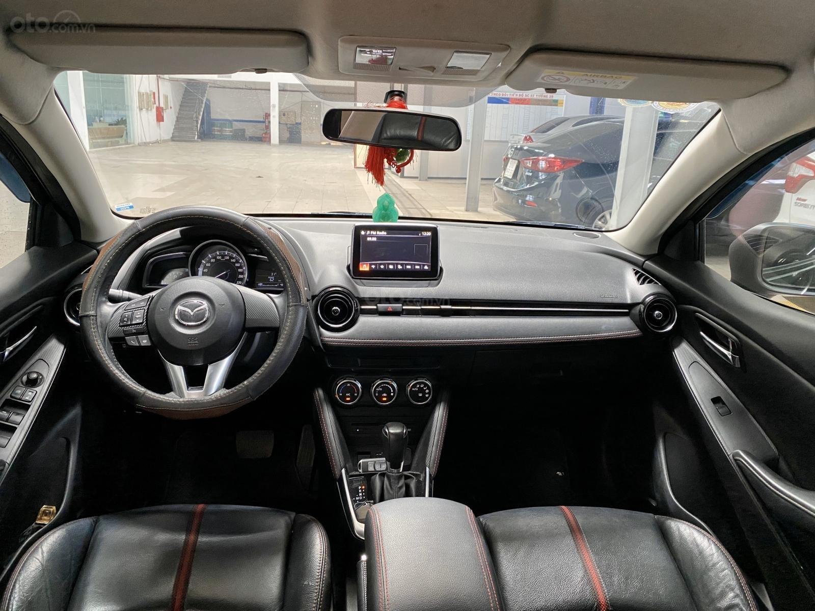 Hãng bán Mazda 2 sx 2016 đăng ký 2017, màu đen, đúng chất, giá TL, hỗ trợ trả góp (7)
