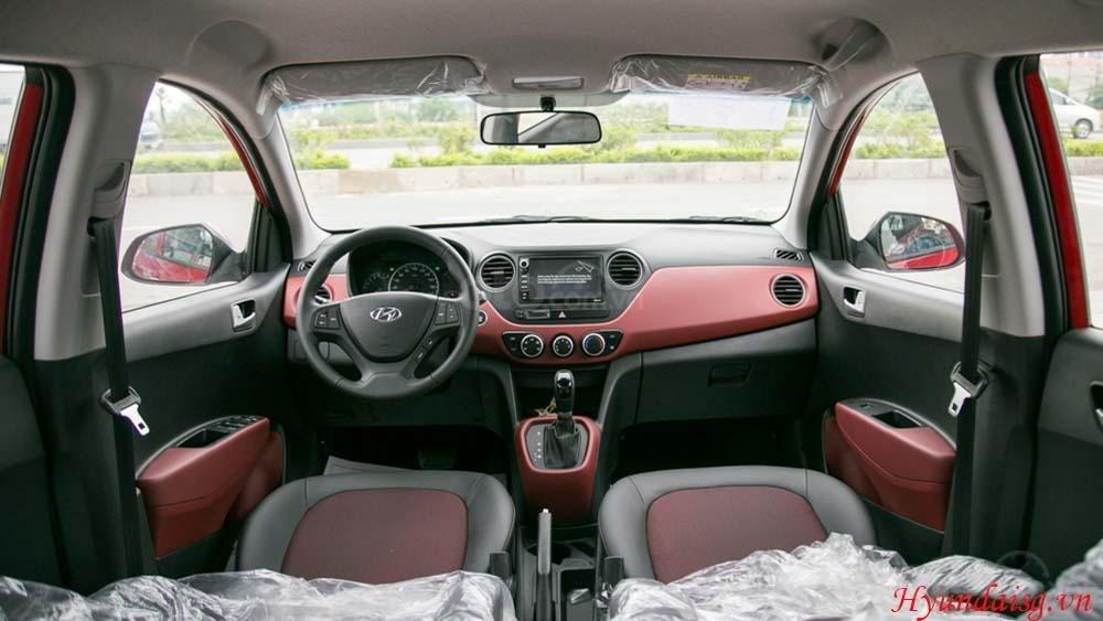 Bán Hyundai Grand i10, chỉ 120tr lấy xe, tặng 10tr phụ kiện, hỗ trợ vay 85% (2)