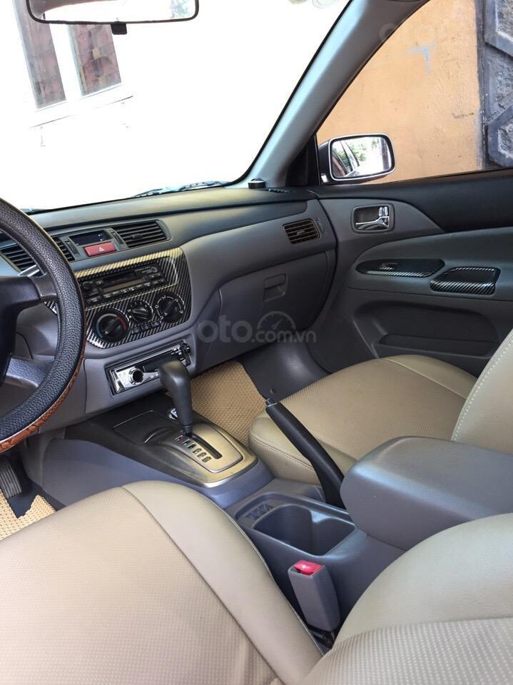 Bán xe Mitsubishi Lancer 2005, số tự động, dùng kỹ (2)
