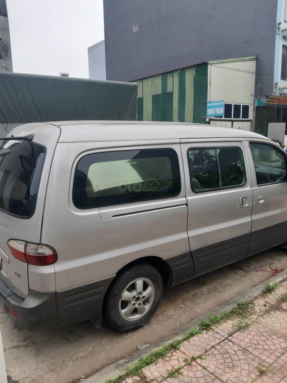 Cần bán xe Hyundai Starex bán tải, máy dầu giá 230 triệu (5)