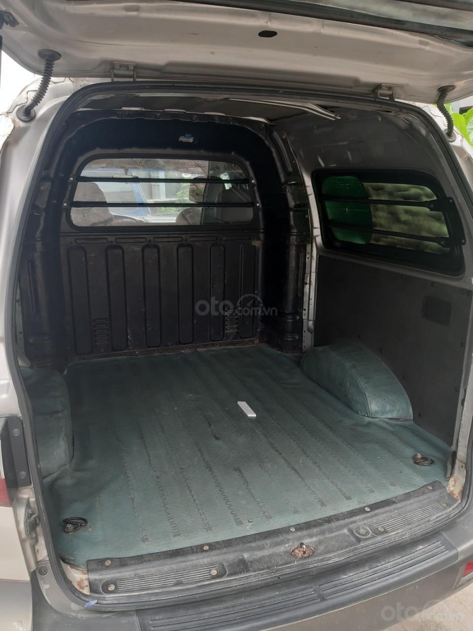 Cần bán xe Hyundai Starex bán tải, máy dầu giá 230 triệu (4)