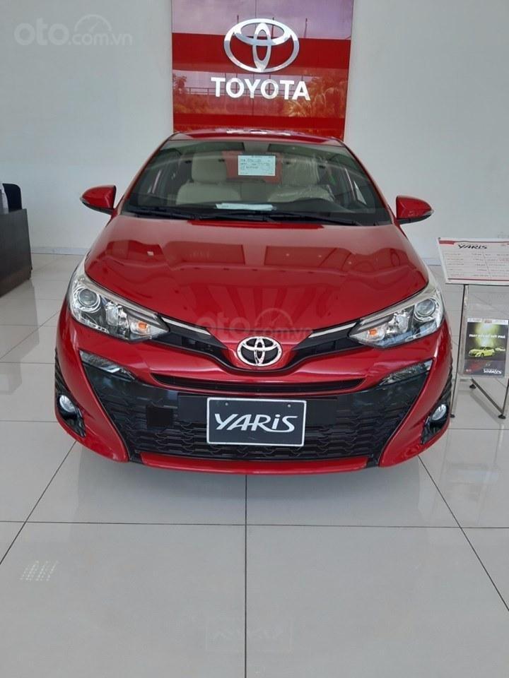Toyota Giải Phóng- Bán xe Yaris 2019 giao ngay, giá tốt, ưu đãi vay 85%, lãi suất 0%. LH 0973.160.519 (3)
