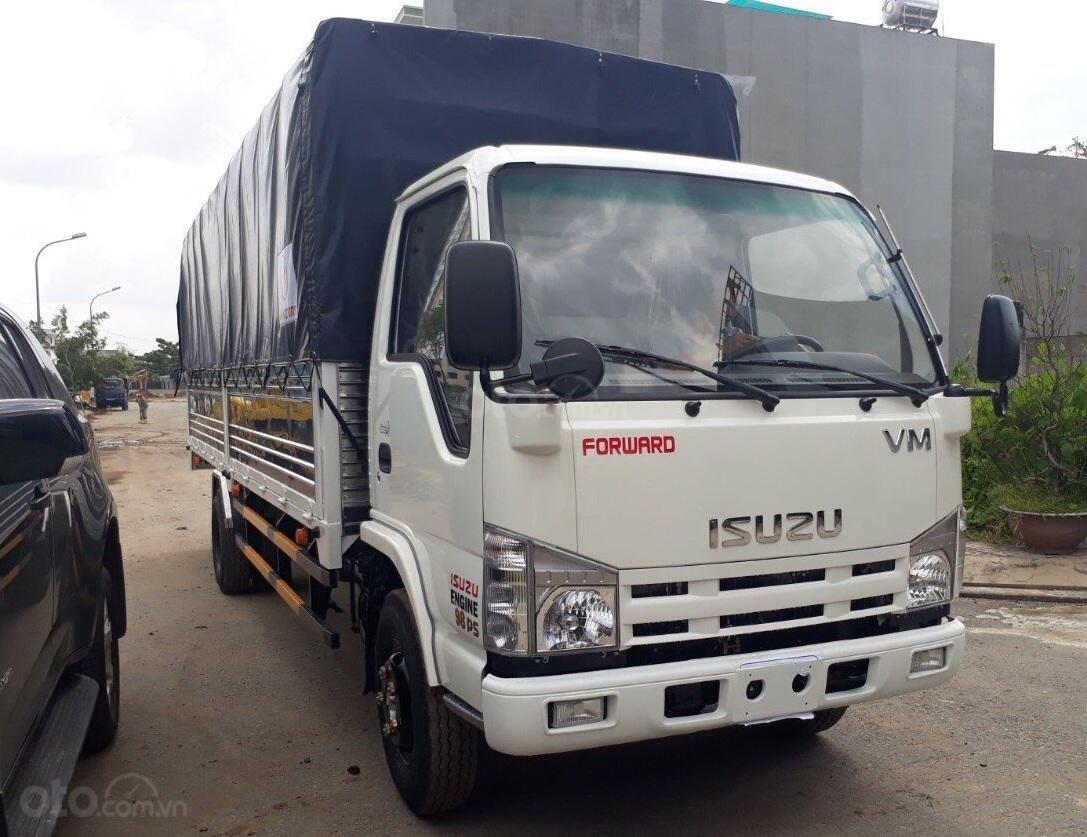 Bán xe tải Isuzu 1.9T thùng dài 6.2m, vô thành phố, hỗ trợ trả góp toàn quốc (1)