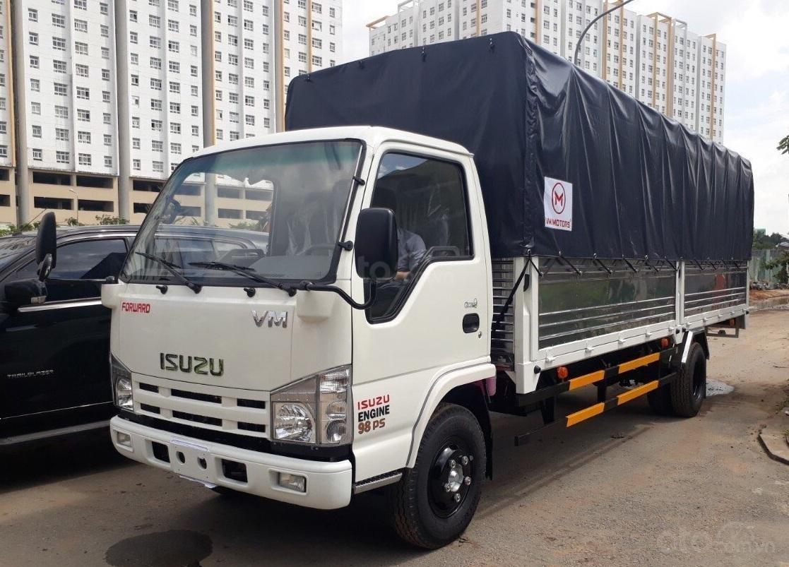 Bán xe tải Isuzu 1.9T thùng dài 6.2m, vô thành phố, hỗ trợ trả góp toàn quốc (2)