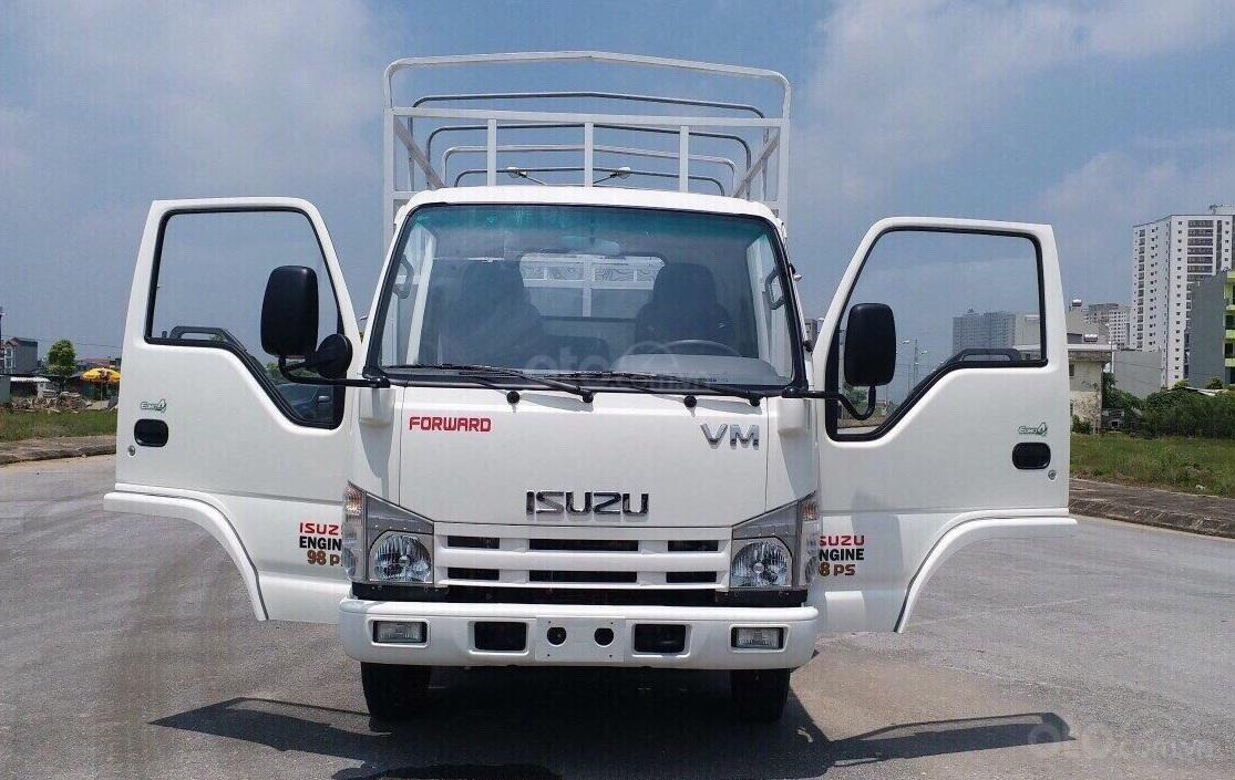 Bán xe tải Isuzu 1.9T thùng dài 6.2m, vô thành phố, hỗ trợ trả góp toàn quốc (4)