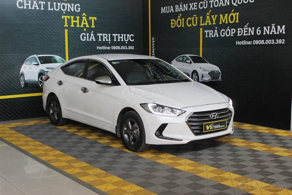Hyundai Elantra 1.6MT 2016, có bảo hành và trả góp 70%, bao test (2)