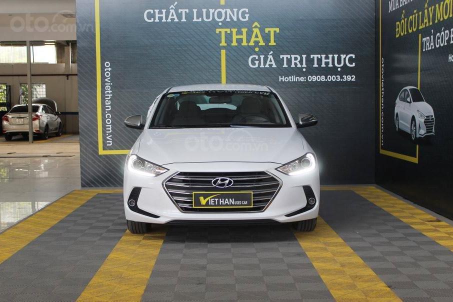 Hyundai Elantra 1.6MT 2016, có bảo hành và trả góp 70%, bao test (3)