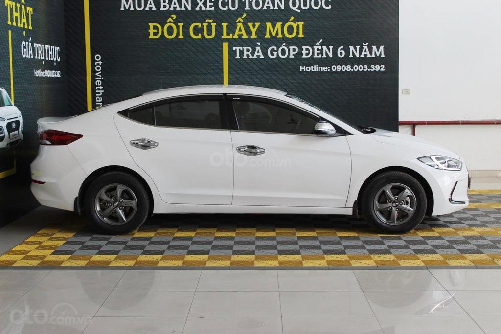 Hyundai Elantra 1.6MT 2016, có bảo hành và trả góp 70%, bao test (4)