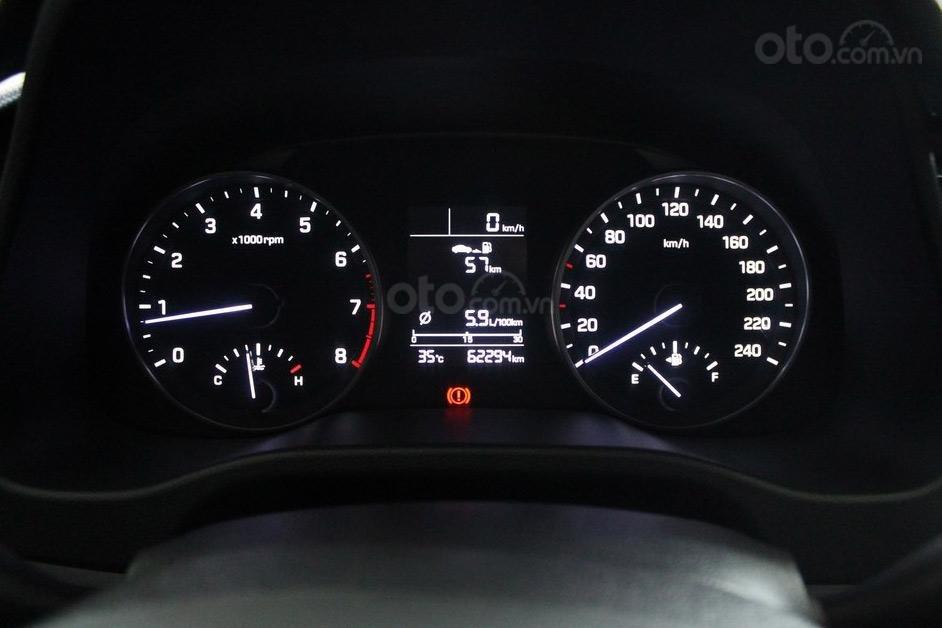 Hyundai Elantra 1.6MT 2016, có bảo hành và trả góp 70%, bao test (9)