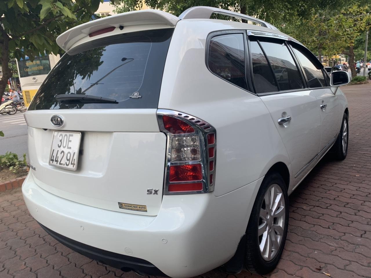 Bán xe Kia Carens 2.0AT năm 2011, màu trắng (2)