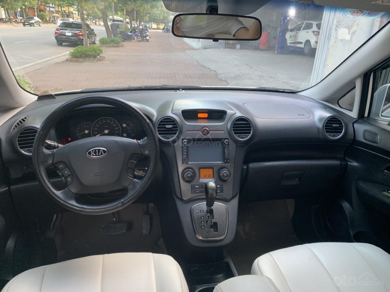 Bán xe Kia Carens 2.0AT năm 2011, màu trắng (10)