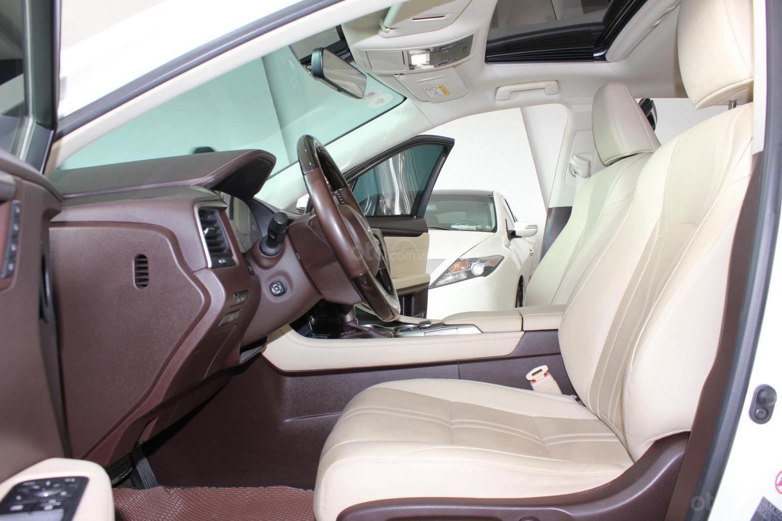 Bán Lexus RX 350 đời 2016, màu trắng, xe nhập (10)