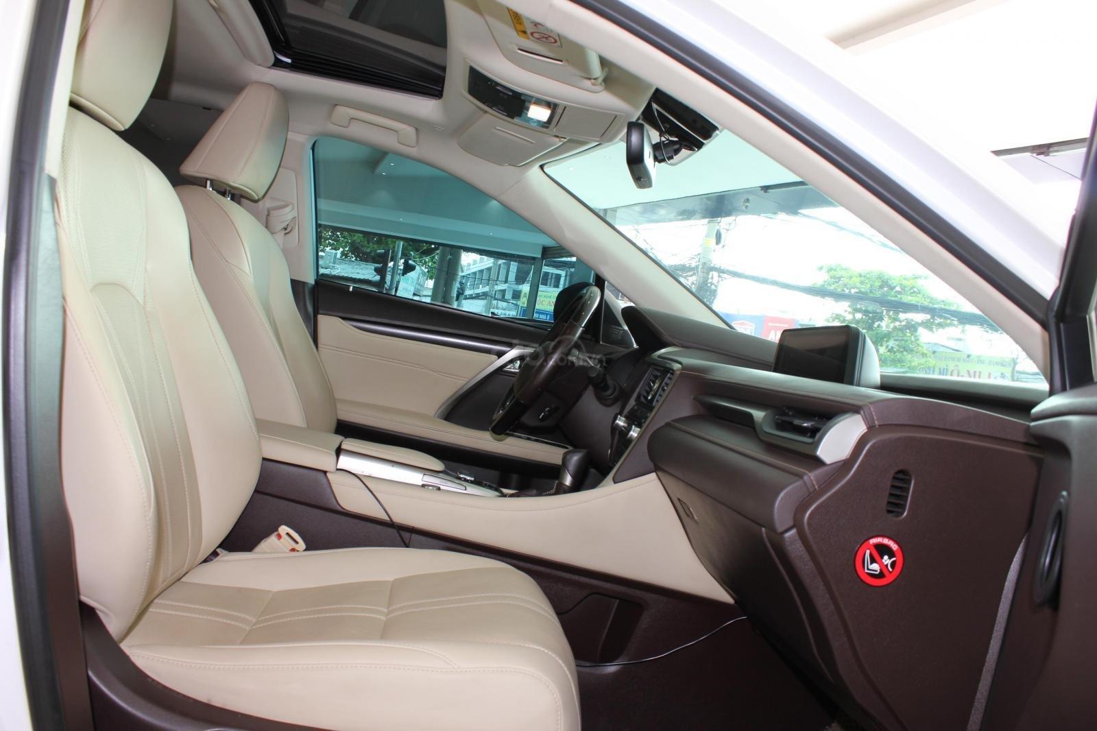 Bán Lexus RX 350 đời 2016, màu trắng, xe nhập (15)