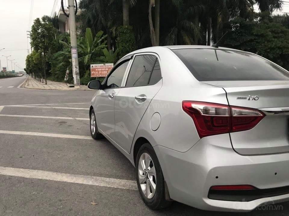 Cần bán gấp Hyundai Grand i10 đăng ký lần đầu 2017, ít sử dụng, giá chỉ 330 triệu đồng (5)