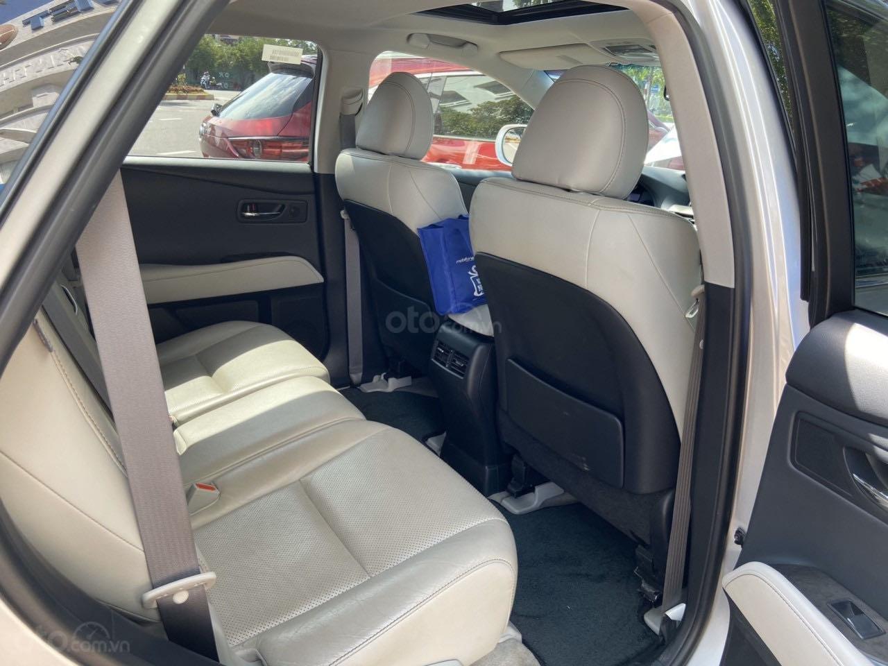 Cần bán lại xe Lexus RX năm 2015, màu bạc, xe nhập khẩu, đi giữ gìn, mới 99,9% bao test (8)