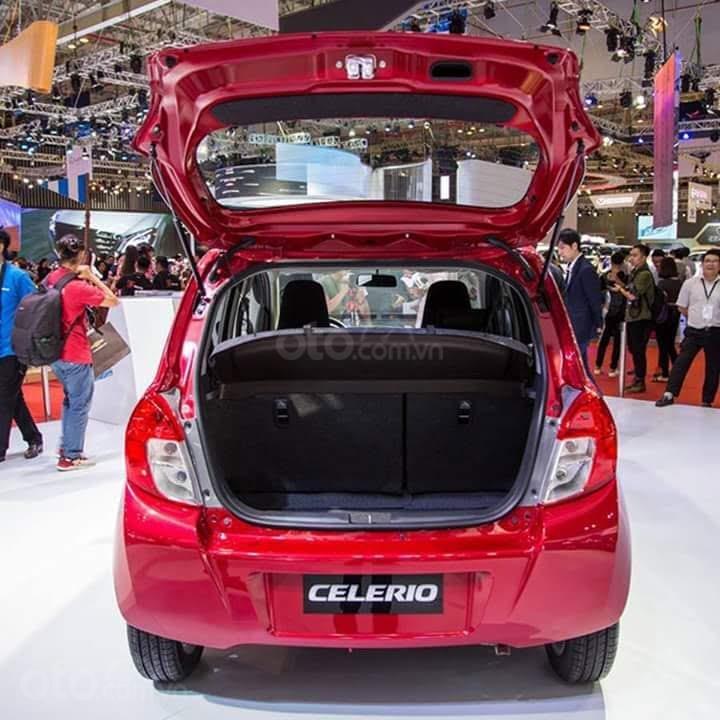 Bán xe Suzuki Celerio, màu đỏ, nhập khẩu, giá tốt và nhiều khuyến mại hấp dẫn  (4)