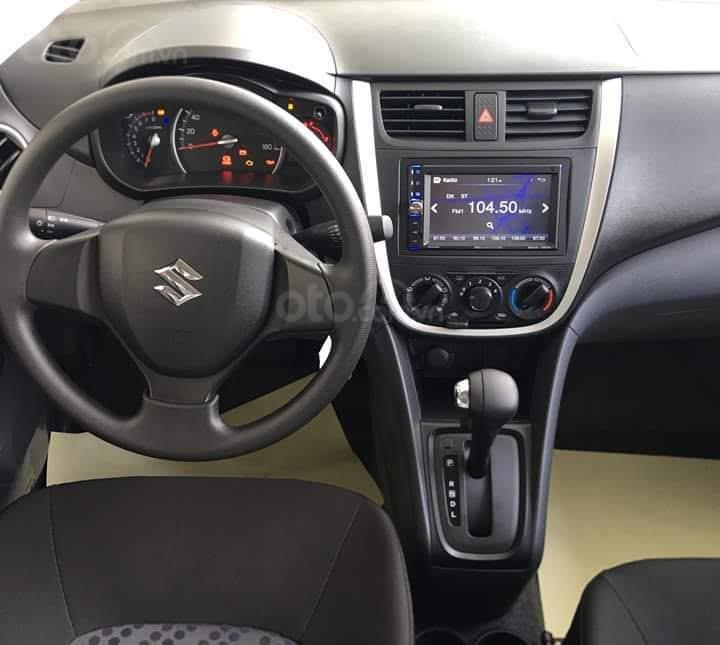 Bán xe Suzuki Celerio, màu đỏ, nhập khẩu, giá tốt và nhiều khuyến mại hấp dẫn  (10)