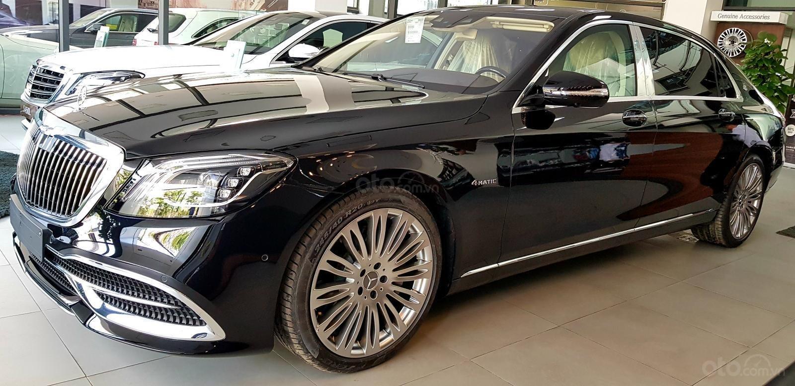 Mercedes-Benz Maybach S450 đời 2019 nhập khẩu, xe giao ngay khuyến mãi lớn, liên hệ 0913332288 (1)