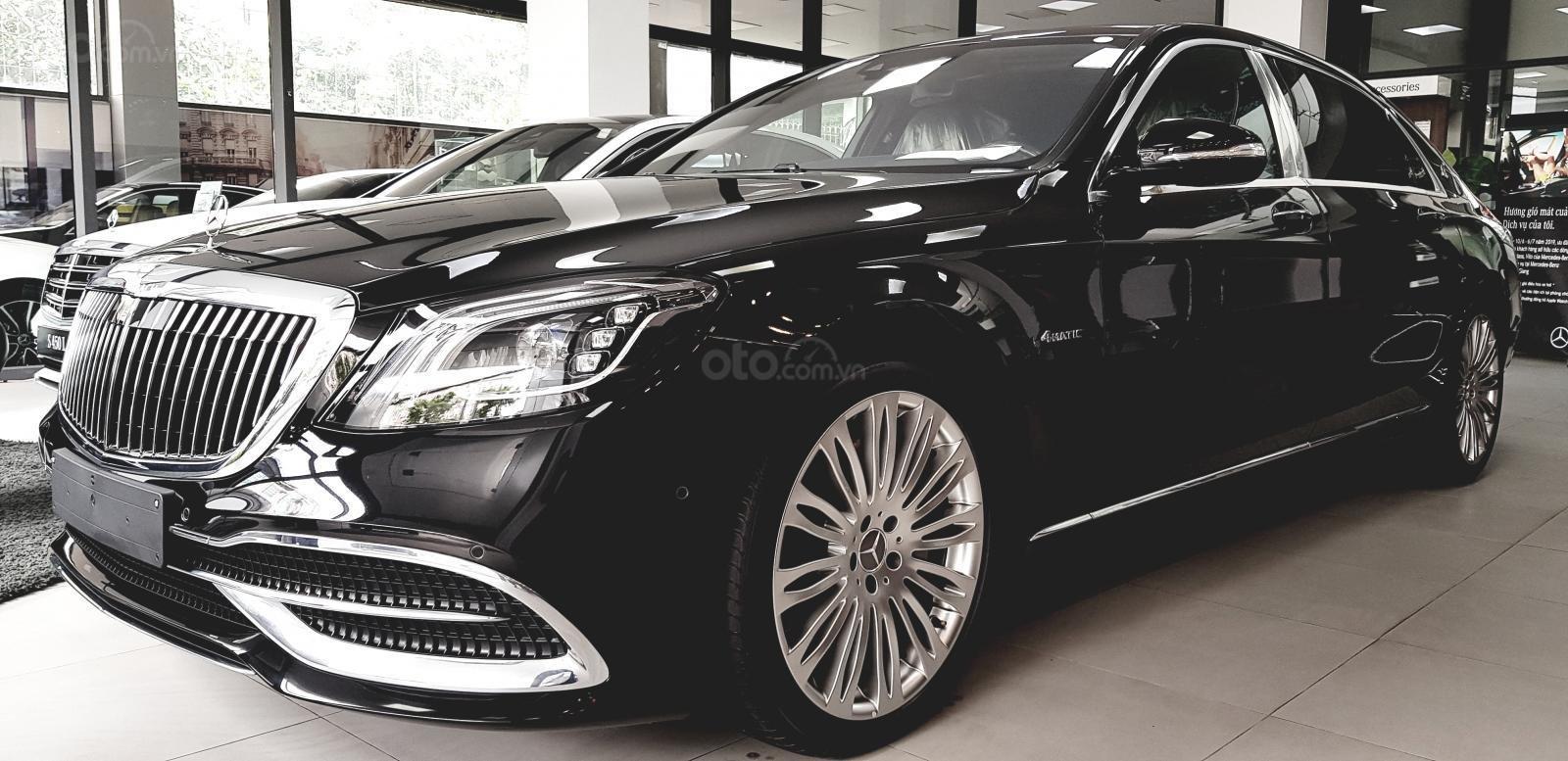 Mercedes-Benz Maybach S450 đời 2019 nhập khẩu, xe giao ngay khuyến mãi lớn, liên hệ 0913332288 (9)