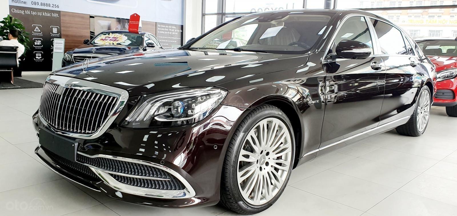 Mercedes-Benz Maybach S450 đời 2019 nhập khẩu, xe giao ngay khuyến mãi lớn, liên hệ 0913332288 (10)