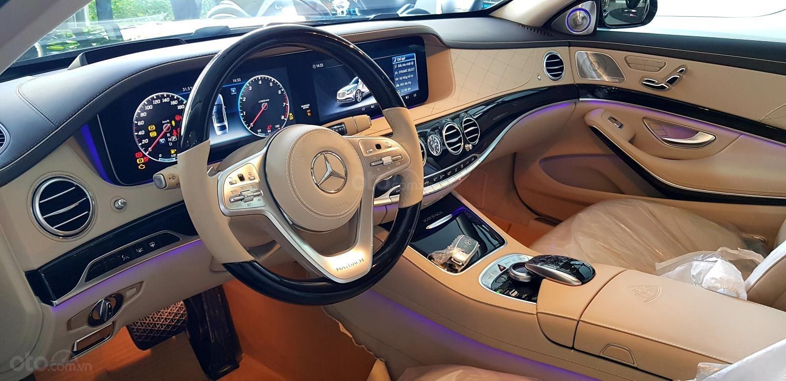 Mercedes-Benz Maybach S450 đời 2019 nhập khẩu, xe giao ngay khuyến mãi lớn, liên hệ 0913332288 (12)